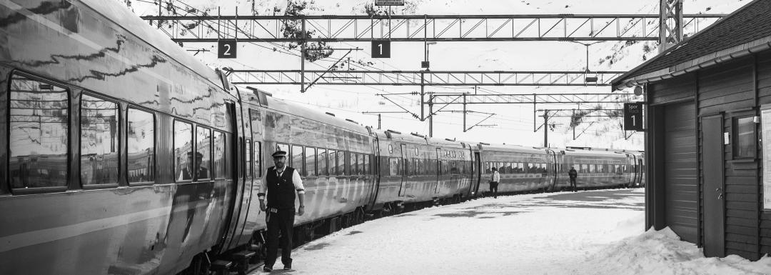 Norway Trains